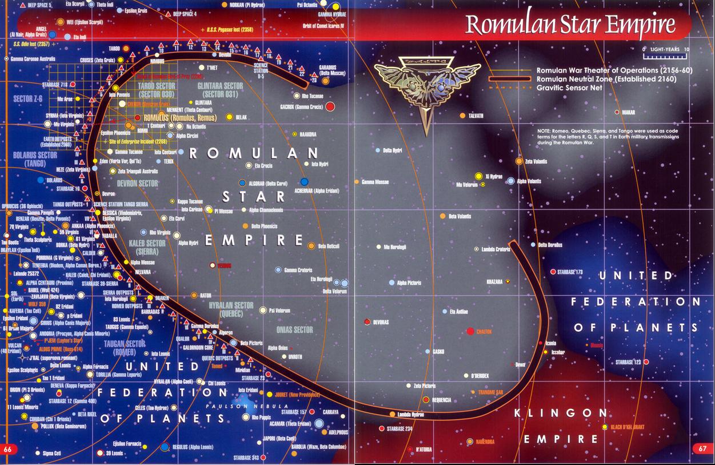 Romulan Star Empire Star Trek Vanguard