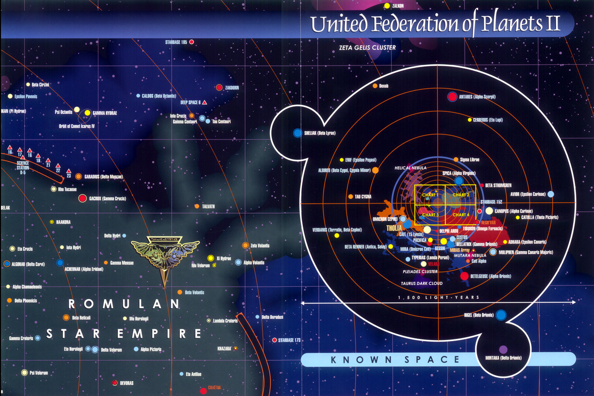 map of federation of planets - photo #10