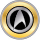 Starfleet Command Commendation for Conspicuous Gallantry