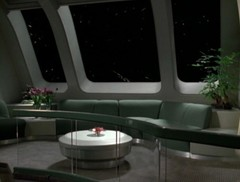 Section of the //Intrepid//-class captain's ready room